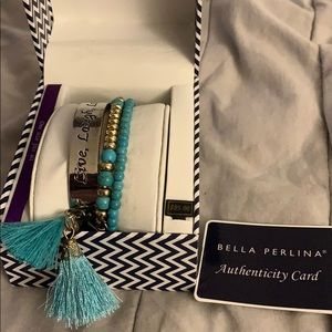 Bella Perlina Stacking Bracelets